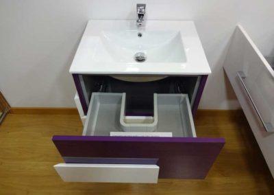 Interior Mueble de Baño