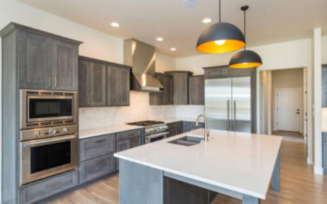 Cocinas modernas para tu casa, tipos y características