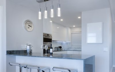 Cocinas minimalistas que puedes elegir para casa