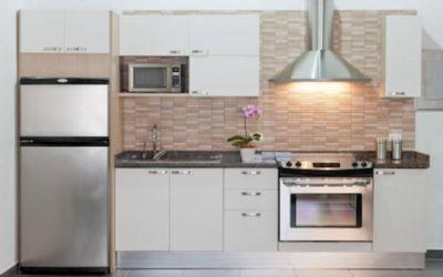 Ideas para que tu cocina parezca más grande