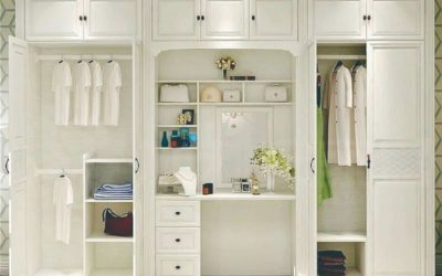 Tipos de armarios a medida para nuestra casa