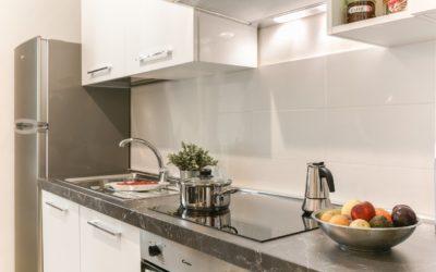 Cómo aprovechar el antepecho de cocina