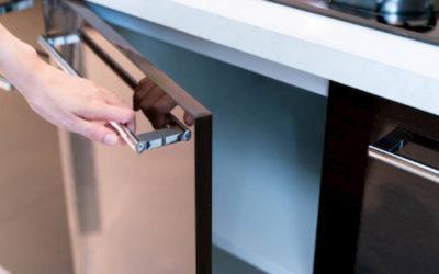 Puertas para armarios de cocinas y otros espacios de almacenaje