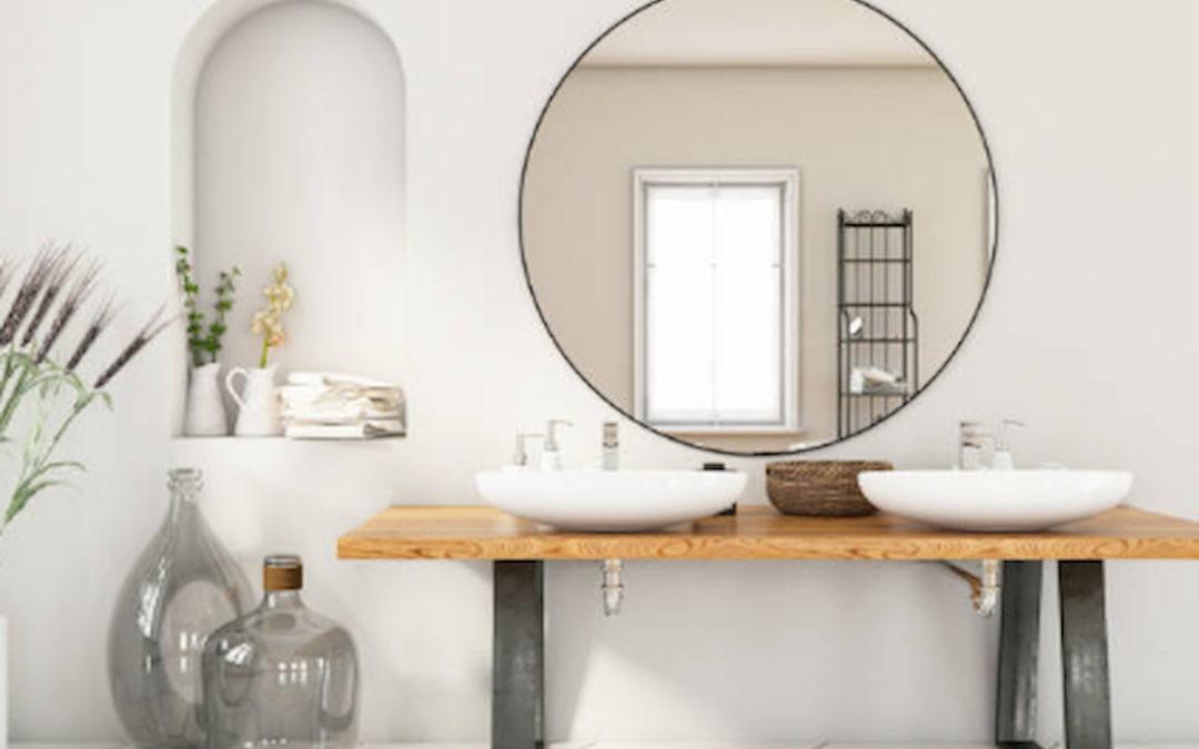 Decoración DIY para baños, ideas fáciles