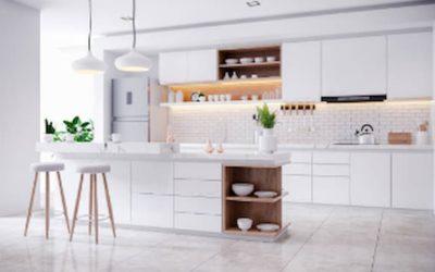 Sistemas de apertura para muebles de cocina
